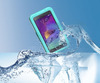 New and professional waterproof case for samsung galaxy note 4