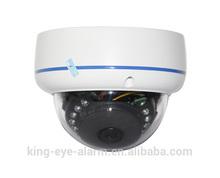 Cheap Megapixel ip camera dome, indoor security camera, IR Digital ip camera hd