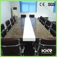 Konferenz tisch und stuhl, tisch und stühlen für die Erfüllung
