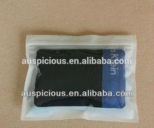 Clear Transparent Pvc Bag With Zipper
