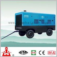 Quality stylish mountain diesel portable compressor