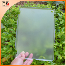 new arrival scrub hard cover PC case for iPad 6,for iPad air 2 case