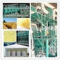 50t/24h de trigo de molienda de la máquina, lo que puede hacer la harina para producir todo tipo de alimentos, como el pan, de la torta, galletas, pastas