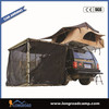 Stainless steel camping camping Truck car top tent roof