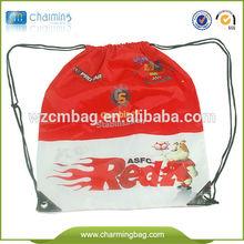 Soccer Shoe Bag/Polyester Drawstring Bag