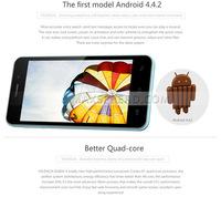 100% Original DOOGEE DG800 MTK6582 Quad Core slim and small mobile phones
