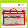 Travelling Clear PVC Cosmetic Organizer Bag