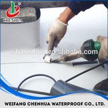 PVC Macromolecule Reinforced heat resistant waterproof roof membrane