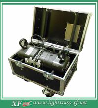 Black Flight Case For Lcd Tv Anti-shock Aluminum Case/Music Instrument Flight Case