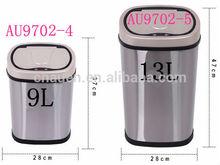 durable new technology intelligent Electronic Sensor dustbin
