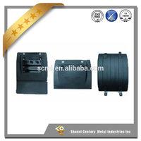 Professional trailer parts manufacturer plastic trailer custom fender suite