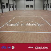 6mm Maple Wood Basketball Sports Floor