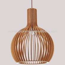 lamp shade wood