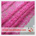 Atacado para ching mercado solúvel em água 100% poliéster bordados guipura lace vestido de noiva padrões