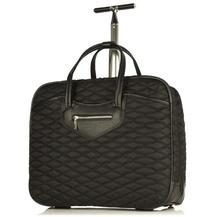 2015 Hot Selling Ladies Laptop Trolley Bag Good Quality LT0055