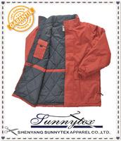 SUNNYTEX OEM 2014 Winter Wholesale Multicolors Fancy Durable Cool Jacket