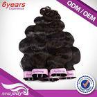 2014 Best Selling 100% Full Cuticle Fast Shipment Weav Kanekalon Blond