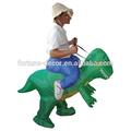 traje inflable de dinosaurio y de fiesta de altura de 200cm