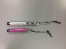 Pens Mini Stylus metal ballpoint logo promotional slogan pen SA8000 factory