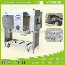 GB-180 fish filleting machine, fish cutting machine, fish separating machine (Skype: wulihuaflower)