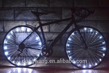 Cool Riding Leds String bicycle spoke/frame light with low price