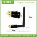 interfaz usb y tipo 150 mbps de velocidad de transmisión usb wifi adaptador de antena