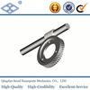 AGDL2-50R1 m2 high precision standard full depth composite brass small worm gear