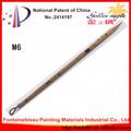 Professionnel de haute qualité pure poils de belette prix usine en chine l'écriture. calligraphie au pinceau brosse de rédaction stylo. m6