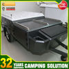 hot sale new steel camper trailer