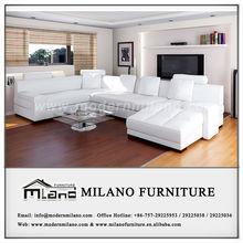 High quality leather sofa G1021