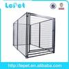 2014 wholesale welded panel fashion folding dog house