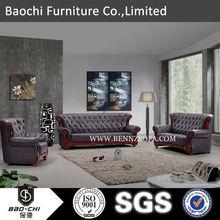 Baochi capa para sofá de canto, Laranja sofá secional, Sofá de couro made in italy 730 #