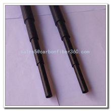 High temperature resistance carbon fiber tubes