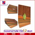 disponível reciclagem 3d fireproof painel de madeira