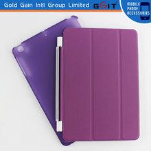 2015 High Quality Hot Selling PU+PC Case For iPad Mini