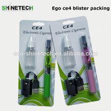Blister ego-ce4 single kit ego ce4 double kit ce4 Atomizer Tech E Cigarette