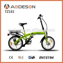 Brushless electric bike motor TZ181 li-ion electric bicycle/electric conversion kit