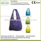 ECO-firendly shopping folding travel organizer shopping tote beach shoulder bag thirty one