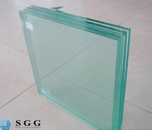 Good quality clear float glass thickness 10mm