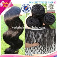 100% Unprocessed wholesale factory price hot sale black star hair