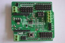 XBee-Sensor-Ex-Board Arduino XBee Sensor Expansion Board - max485