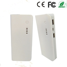 smartphone accessory Best quality cheap power bank 16000mah