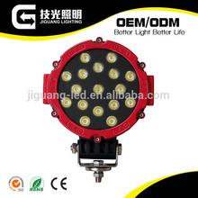Original manufacturer high brightness 51W led driving light off road work light JG-2012
