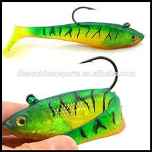 Soft Bait Lure False Bait Fishing Gear
