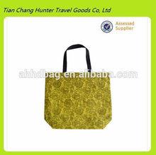 2014 fashion leisure non-woven eco-friendly shopping bag