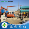 Green technology crude oil refinery machines