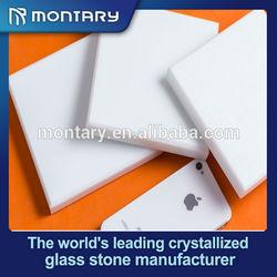 free sample pure white china glass tile mosaic