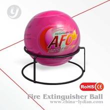 Bola de fuego extintor precio para el coche, Barco, Cocina y caravana con CE listado AFO Shenzhen fabricante