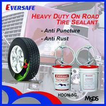 Air Pump with Tire Sealant 5gallon