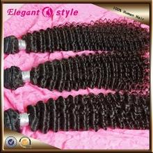unprocessed human hair weave distributors virgin filipino hair extensions , virgin kinky curl hair